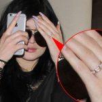 kylie jenner diamond ring drama tyga 2015 gossip