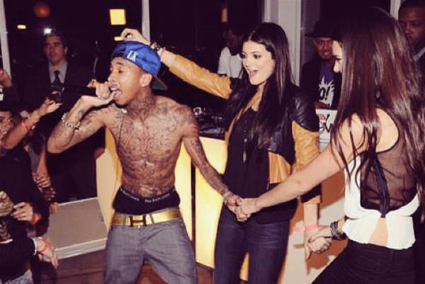 kylie jenners tyga convenience 2015 gossip