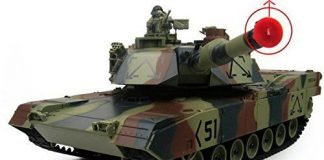 m1a2 abrams remote control battle tank review images 2015