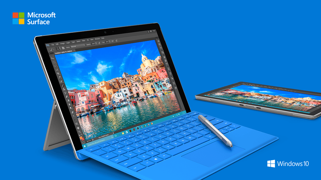 microsoft surface pro 4 top tech geeks gifts 2015