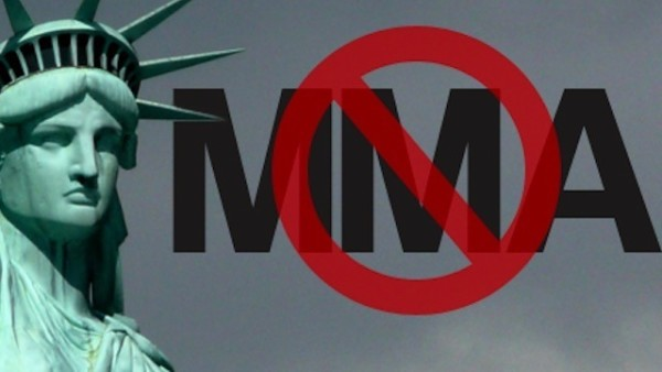 mma banned in new york 2015 ufc images