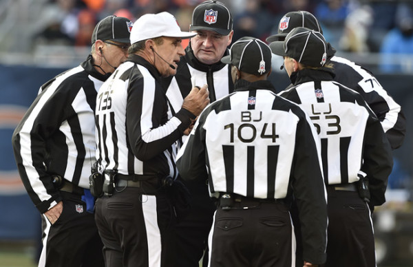 nfl officiating to incorporate new york more heavily in playoffs 2015 images