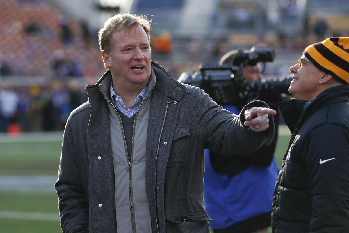 Roger Goodell Continues Stalling Forcing NFL Owners