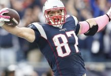 nfl week 14 winners losers 2015 rob gronkowski images