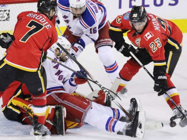nhl recap montreal canadiens cold while calgary flames keep it hot 2015 images