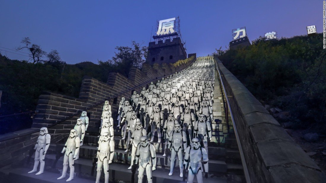 no shanghai surprise for star wars the force awakens in china 2015 images