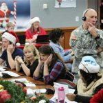 norad celebrated sixty years tracking santa claus 2015 images