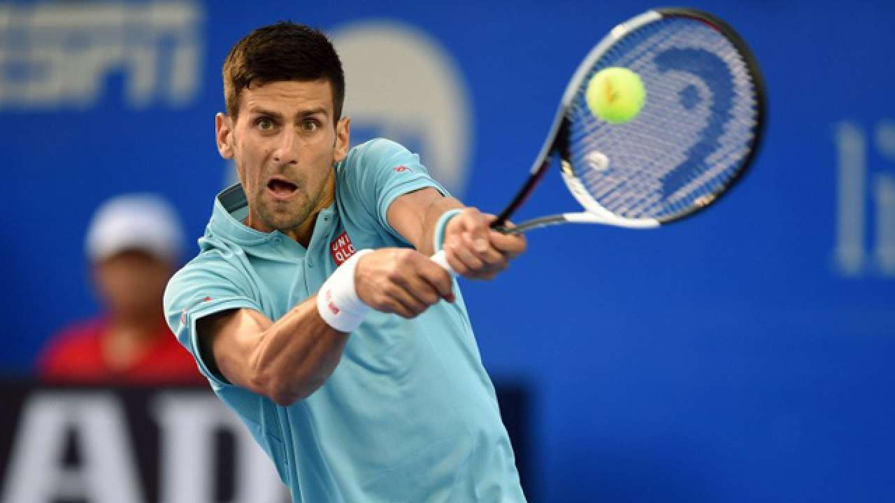 novak djokovic easy australian open favorite 2016 imagesnovak djokovic easy australian open favorite 2016 images