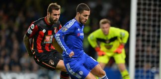 premier league game week 15 soccer 2015 images chelsea vs bournemouth