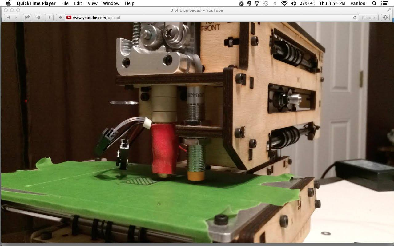 printrbot simple makers ki model 3d printer tech geeks gifts 2015