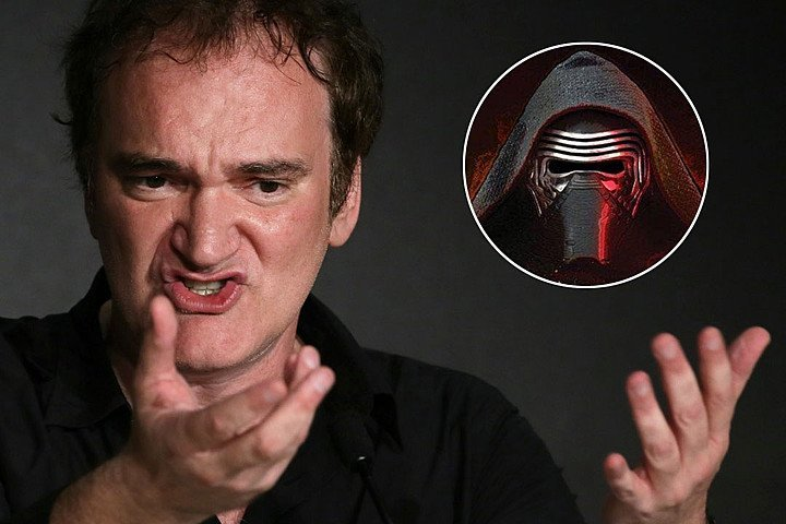 quentin tarantino not feeling star wars force awakens 2015 gossip