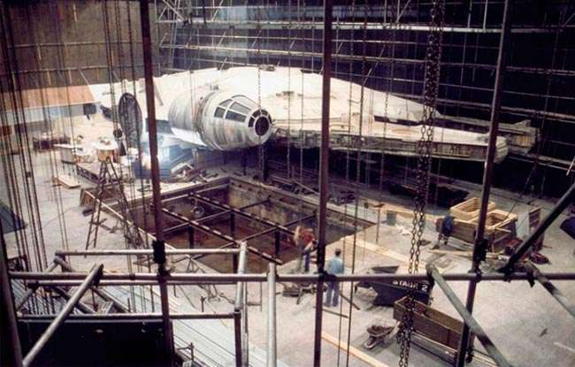 rare star wars images movie tv tech geeks 650×415
