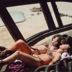 star wars princess leia sunbathing bikini double camel toe 2015 image