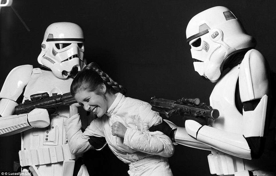 Rare star Wars Images Most Fans Have Never Seen Before 2015 images