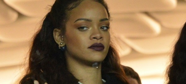 rihanna shaken but not stirred by gunfire 2015 gossip