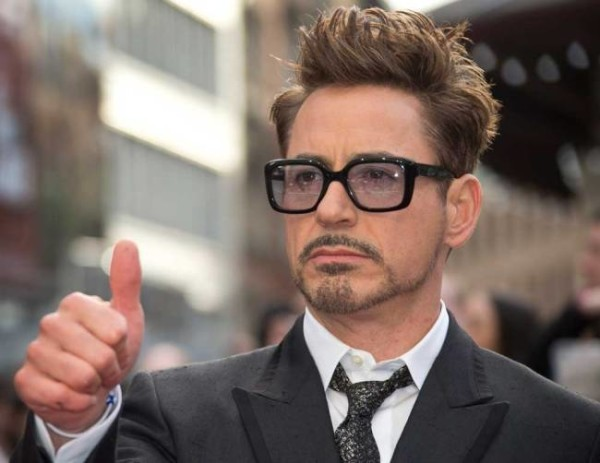 Robert Downey Jr Gets A Christmas Pardon 2015 gossip