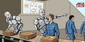 robots taking jobs should people worry 2015 tech images