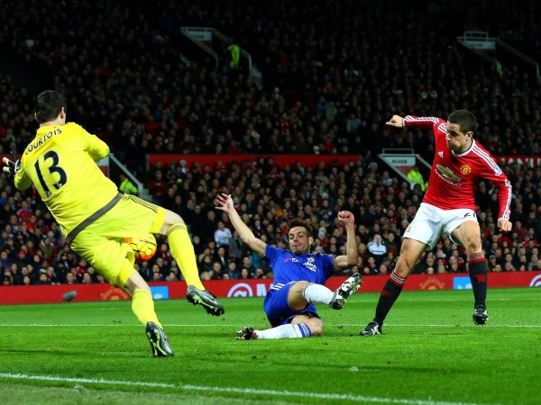 soccer review manchester united vs chelsea 2015 images