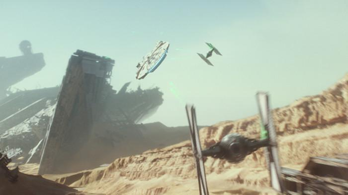 star wars the force awakens hyper speeds to one billion box office 2015 images