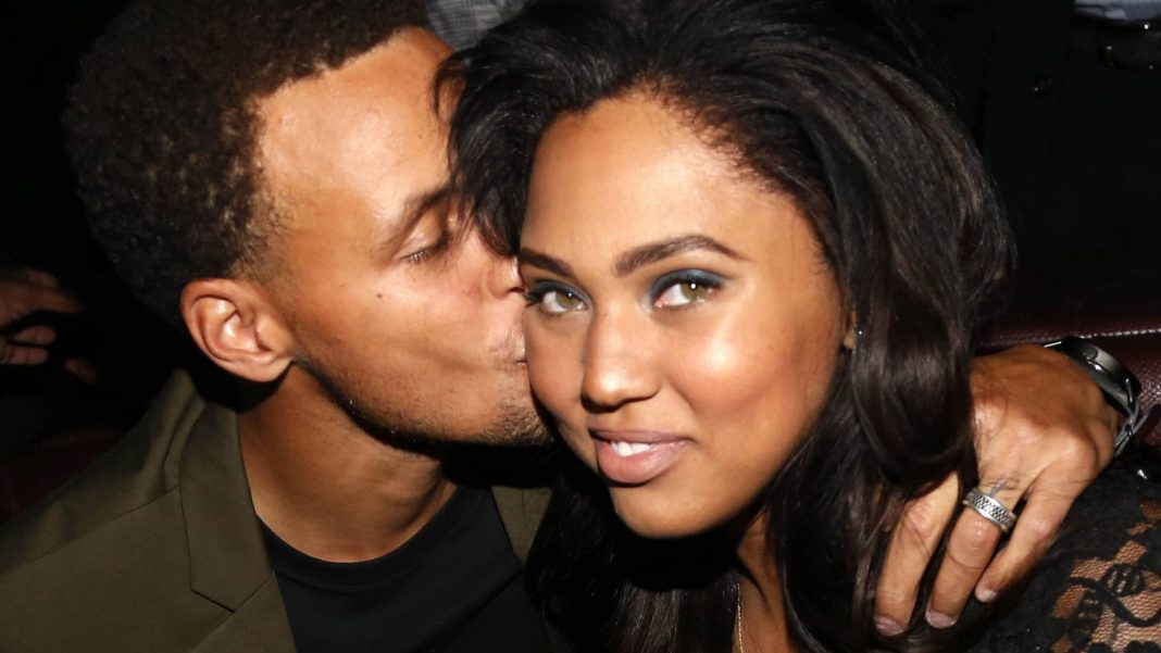 steph curry quick to defend wife ayesha 2015 gossip