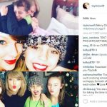 taylor swift cancer children 2015 gossip