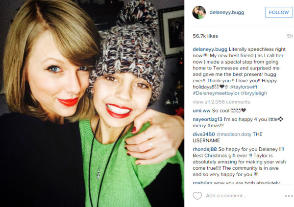 taylor swift swiftmas child 2015 gossip