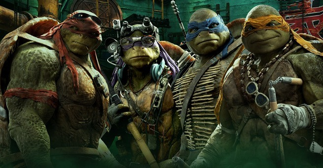 teenage mutant ninja turtles 2 trailer promises better sequel action 2015 images