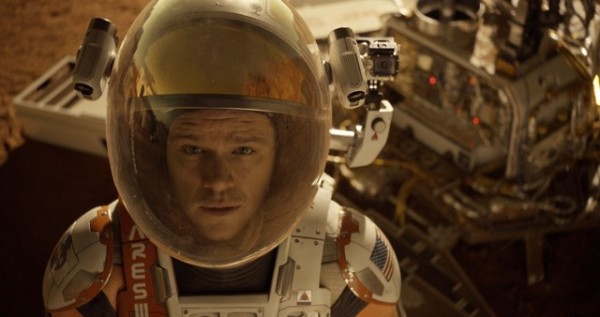 THE MARTIAN movie review 2015 images