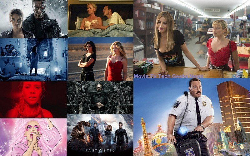 top worst movies of 2015 collage images