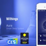 withings aura sleep top tech gifts for women 2015