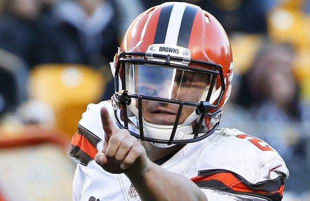 wtf Johnny Manziel moved back to Starter for Week 14 2015 nfl images