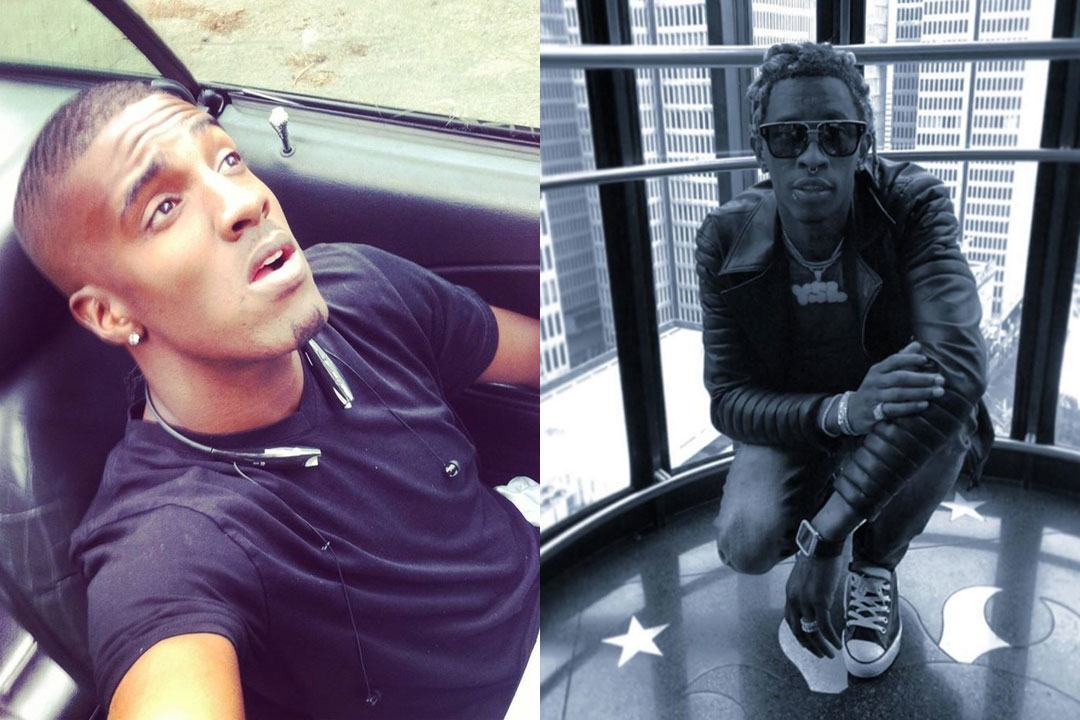 young thug security guard killed 2015 gossip