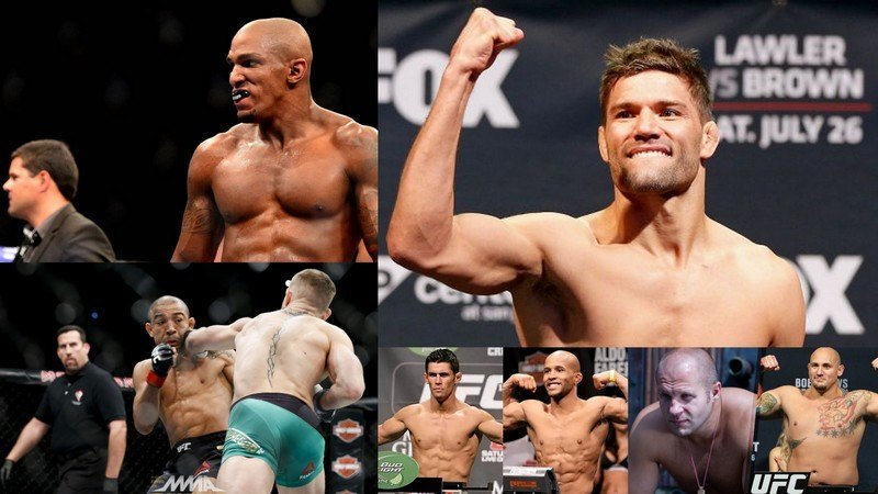 5 MMA Fights That Need to Happen in 2016 ufc images