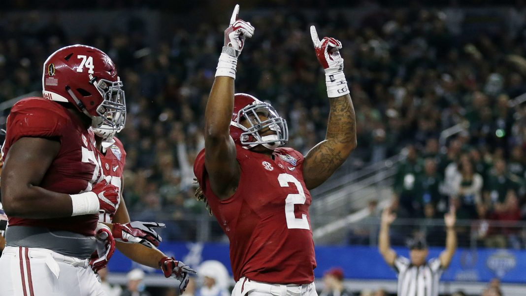 5 Reasons Why Alabama Will Win the College Football Playoff 2016 images