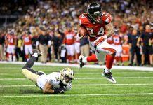 Atlanta Falcons vs Saints Indepth Review 2016 images nfl