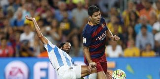 Barcelona regain the top spot La Liga Game Week 21 Soccer 2016 images