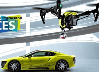 CES 2016 Virtual Reality Smart Bra, Robots & Drones tech images clean