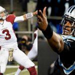 Cam Newton & Carson Palmer Leading NFL MVP Race Heading into Postseason