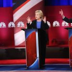 Democratic debate took on taxes to ISIS and Syria