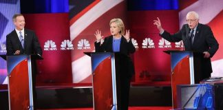 Democratic debate took on taxes to ISIS and Syria 2016 opinion