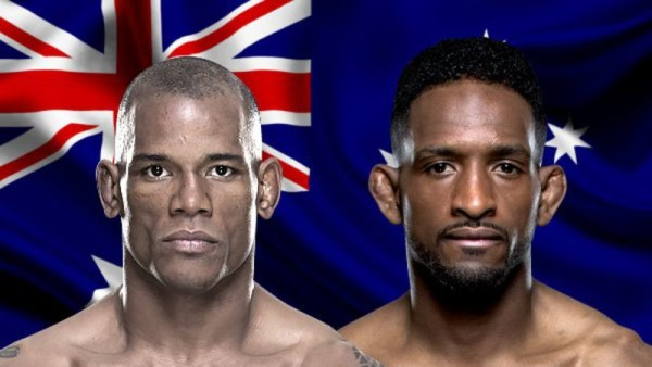 Hector Lombard vs Neil Magny ufc mma 2016 images