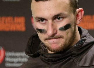 Johnny Manziel Working Hard to Exit NFL 2016 images