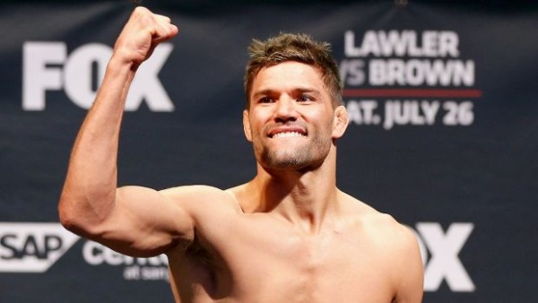 Josh Thomson vs Michael Chandler 2016 mma fights