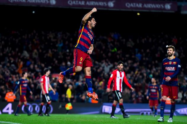 La Liga Game Week 20 Soccer Review Barca 2016 images