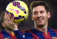 Lionel Messi wins 2015 Ballon d'Or 2016 soccer