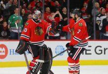 NHL Recap Chicago Blackhawks Lead West 2016 images