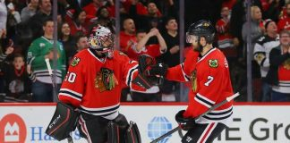 NHL Recap Chicago Blackhawks Lead West 2016 images