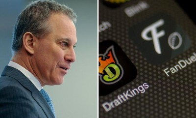New York AG Eric Schneiderman Ups Daily Fantasy Sports Ante
