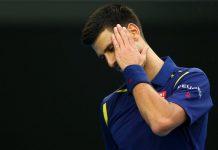 Novak Djokovic Pushed to the Brink at 2016 Australian Open tennis images