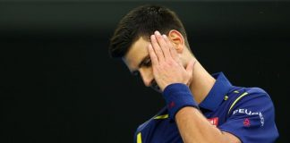 Novak Djokovic Pushed to the Brink at 2016 Australian Open tennis images